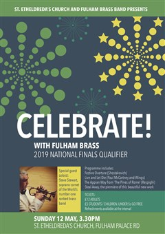 Celebrate Fulham Brass